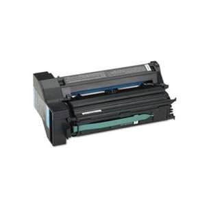 Remanufactured Lexmark C7702CH toner cartridge - cyan