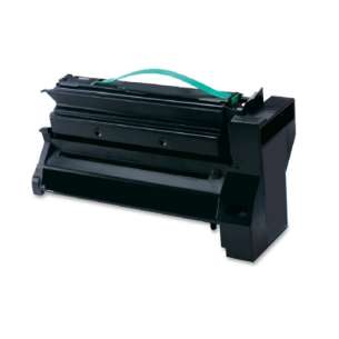 Remanufactured Lexmark C7702KH toner cartridge - black cartridge