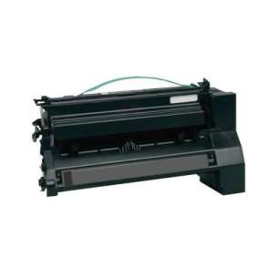 Remanufactured Lexmark C780H2KG toner cartridge - high capacity black