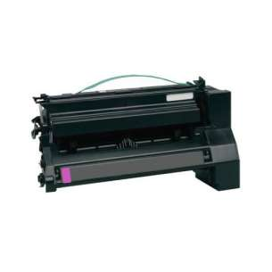 Remanufactured Lexmark C780H2MG toner cartridge - high capacity magenta