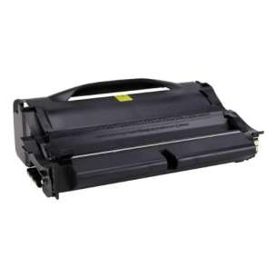 Remanufactured Lexmark 12A8325 toner cartridge - high capacity black