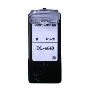 Remanufactured Dell M4640 (Series 5 ink) inkjet cartridge - high capacity black
