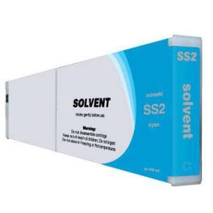 Compatible ink cartridge to replace Mimaki SS2LC - light cyan