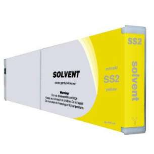 Compatible ink cartridge to replace Mimaki SS2Y - yellow