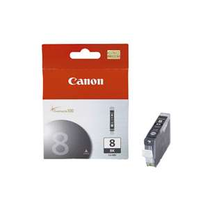 Genuine Brand Canon CLI-8Bk inkjet cartridge - black cartridge