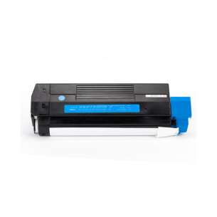 Compatible Okidata 42127403 toner cartridge - high capacity cyan
