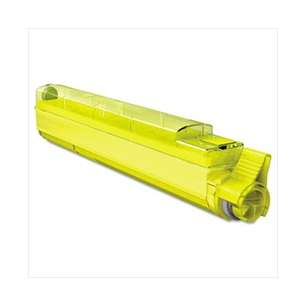 Compatible Okidata 42918901 (Type C7) toner cartridge - yellow