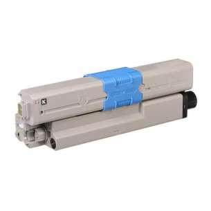 Compatible Okidata 46507504 toner cartridge - black