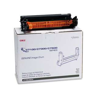 Original Okidata 41962804 toner drum - black cartridge