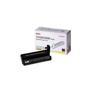 Original Okidata 42126601 toner drum - yellow