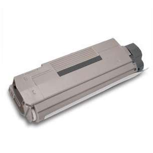 Compatible Okidata 43324420 toner cartridge - black cartridge