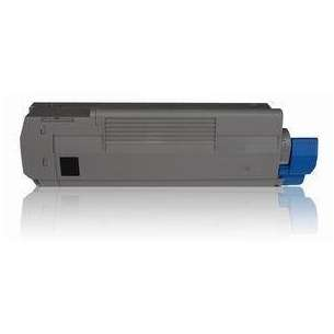 Compatible Okidata 43324469 toner cartridge - black cartridge