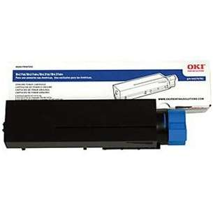 Original Okidata 44574701 toner cartridge - black cartridge
