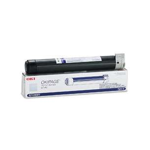 Original Okidata 52109001 toner cartridge - black cartridge