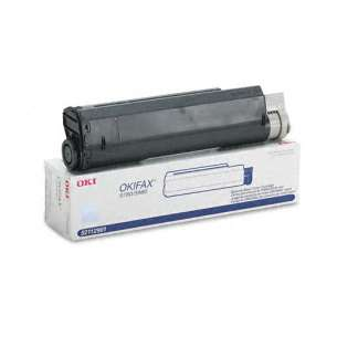 Original Okidata 52112901 toner cartridge - black cartridge