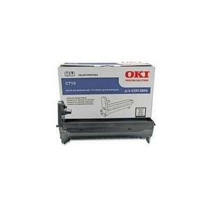Original Okidata 52113704 toner cartridge - black cartridge