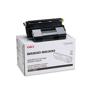 Original Okidata 52114501 toner cartridge - black cartridge