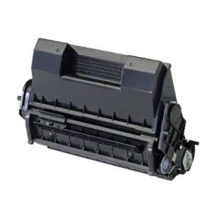 Compatible Okidata 52114501 toner cartridge - black cartridge