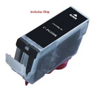 Compatible ink cartridge to replace Canon PGI-5Bk - black cartridge
