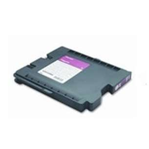 Compatible ink cartridge to replace Ricoh 405703 (GC31M HY) - high capacity magenta