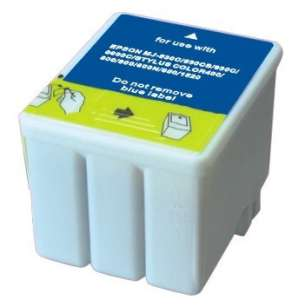 Compatible ink cartridge to replace Epson S020089 - color cartridge