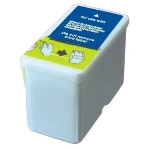 Compatible ink cartridge to replace Epson S020108 - black cartridge