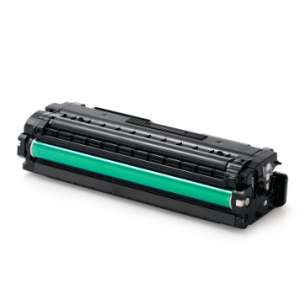 Compatible Samsung CLT-C506S toner cartridge - cyan
