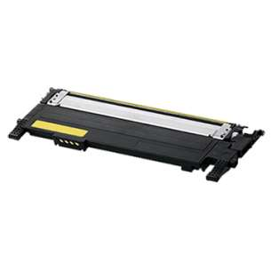 Compatible Samsung CLT-Y406S toner cartridge - yellow