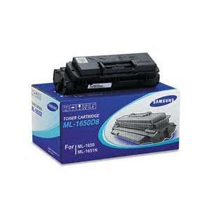 Original Samsung ML-1650D8 toner cartridge - black cartridge