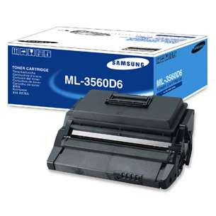 Original Samsung ML-3560D6 toner cartridge - black cartridge