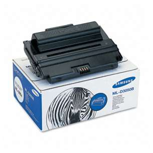 Original Samsung ML-D3050B toner cartridge - high capacity black