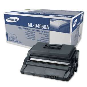 Original Samsung ML-D4550A toner cartridge - black cartridge