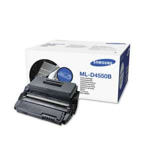Original Samsung ML-D4550B toner cartridge - high capacity black