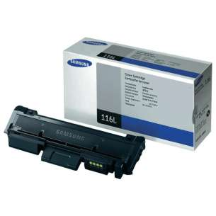 Original Samsung MLT-D116L toner cartridge - high capacity black
