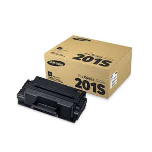 Original Samsung MLT-D201S toner cartridge - black