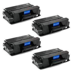 Compatible Atlantic Inkjet Canada Samsung MLT-D203U toner cartridges - ultra capacity black - 4-pack