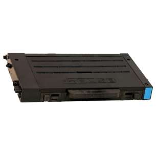 Compatible Samsung CLP-510D5C toner cartridge - cyan