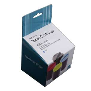 Compatible Samsung CLP-C300A toner cartridge - cyan