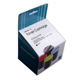 Compatible Samsung CLP-K300A toner cartridge - black cartridge
