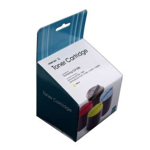 Compatible Samsung CLP-Y300A toner cartridge - yellow