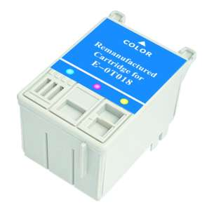 Remanufactured Epson T027201 inkjet cartridge - photo