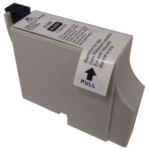 Remanufactured Epson T032120 inkjet cartridge - black cartridge