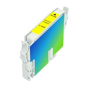Remanufactured Epson T034420 inkjet cartridge - yellow