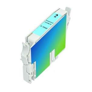 Remanufactured Epson T034520 inkjet cartridge - light cyan