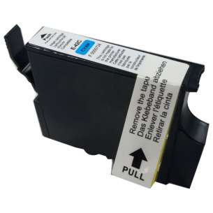 Remanufactured Epson T042220 inkjet cartridge - cyan