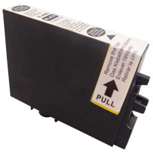 Remanufactured Epson T044120 inkjet cartridge - black cartridge