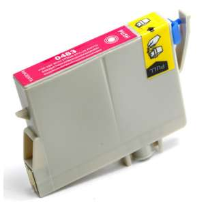 Remanufactured Epson T048320 (48 ink) inkjet cartridge - magenta
