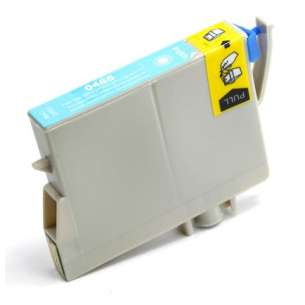 Remanufactured Epson T048520 (48 ink) inkjet cartridge - light cyan