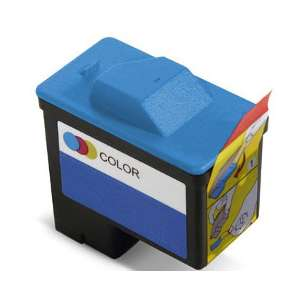 Remanufactured Dell T0530 (Series 1 ink) inkjet cartridge - color cartridge