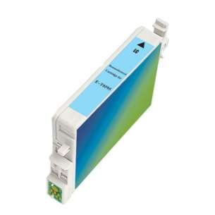 Remanufactured Epson T059520 inkjet cartridge - light cyan